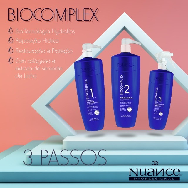 Kit Bio Complex Nuance Profissional - Foto 4