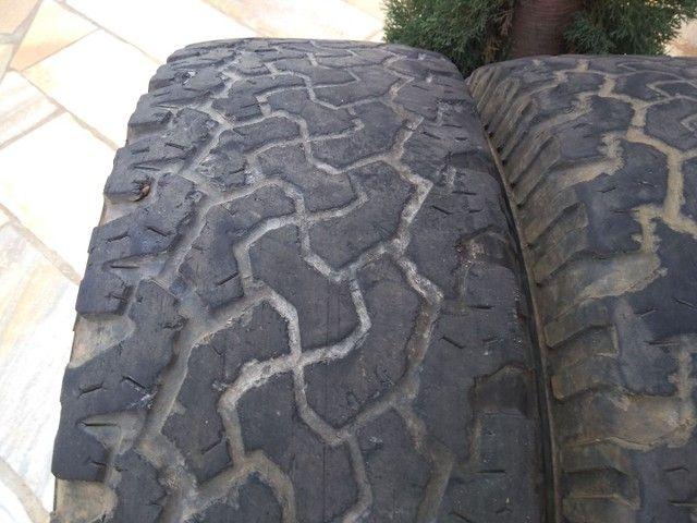 Vendo pneus 245/70R16 - Foto 6