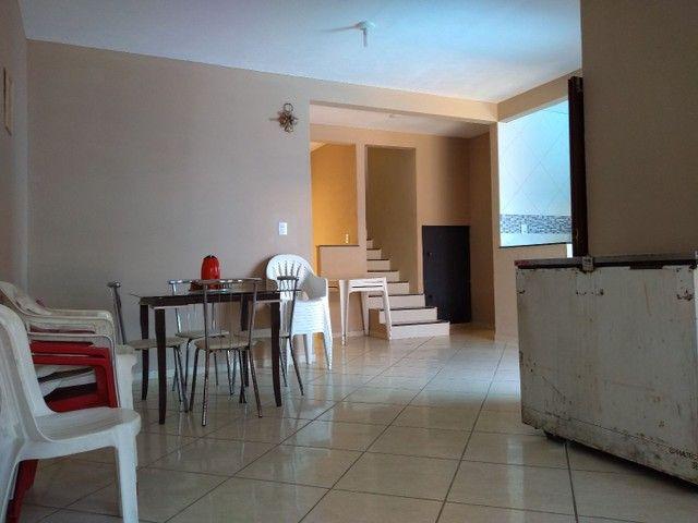 Vendo linda casa, com cinco quartos e piscina: - Foto 7