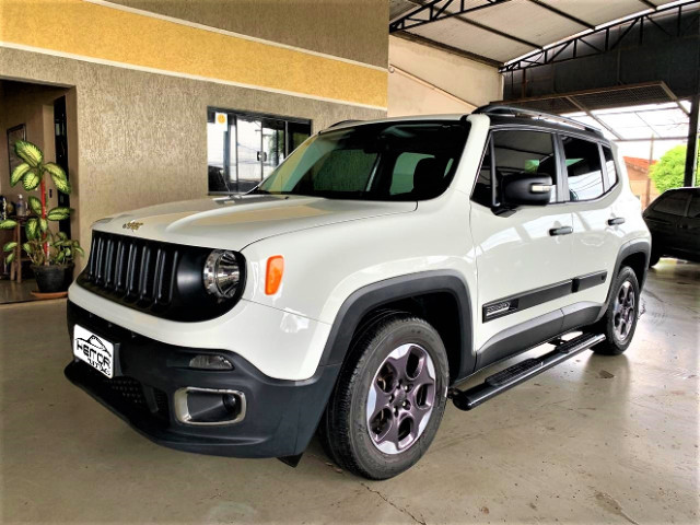 Jeep Renegade 1.8 MT Custom Perfeito estado - Mande Whatts