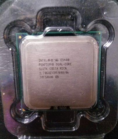 Processador Intel Core 2duo E7400 2.80ghz Cache 3m Fsb 1066