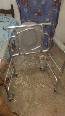 cadeira de banho nova  - Foto 3