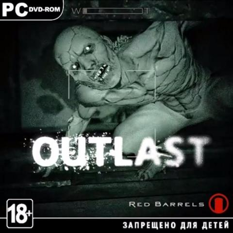 Outlast 1 para PC via Steam