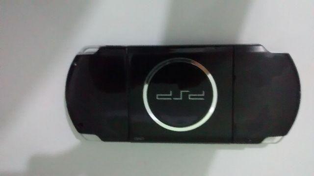 PSP 3001, destravado, 58 jogos, bateria bom estado