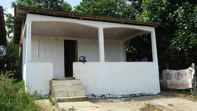 Vende-se ou troca por casa em santana