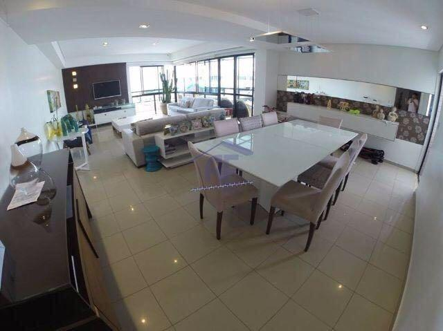 Cobertura com 3 quartos suítes - Edifício Riomaggiore - Jatiúca
