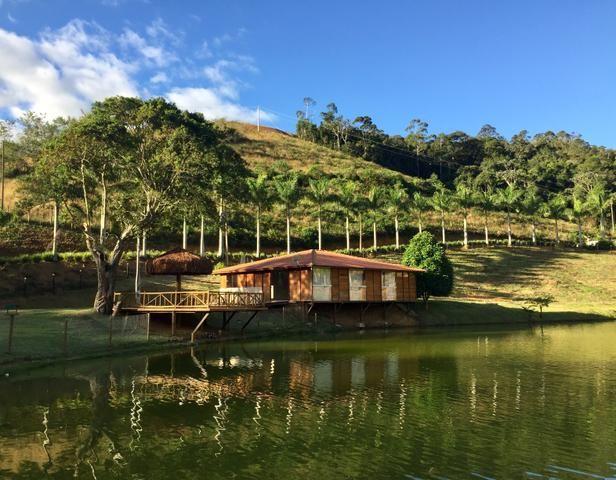 Sítio sombra e água fresca em Santa Teresa