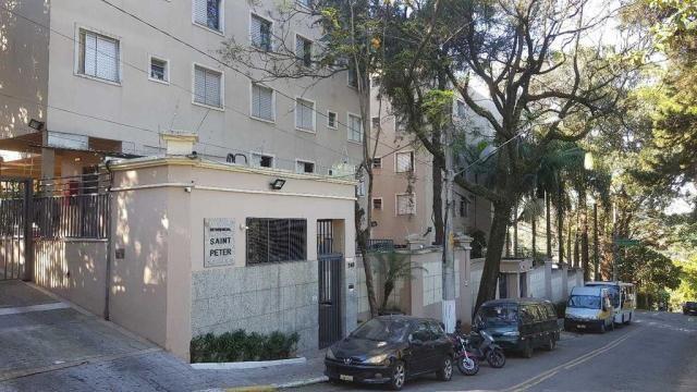 Apartamento à venda com 2 dormitórios em Morumbi, São paulo cod:69520