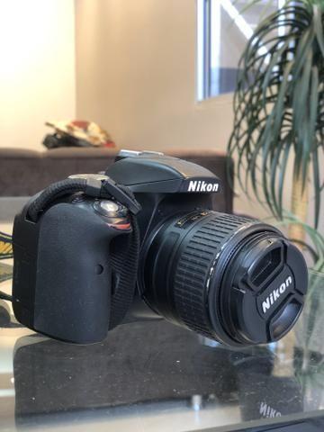 Vendo Nikon d3300 - Foto 2