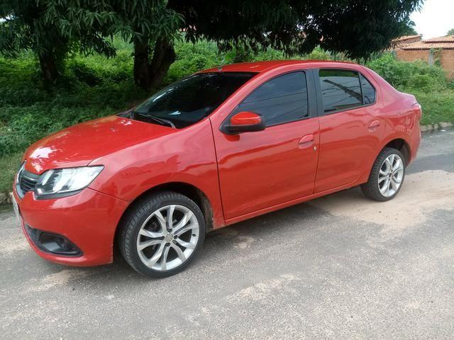 Vendo um Renault Logan expression 1.6