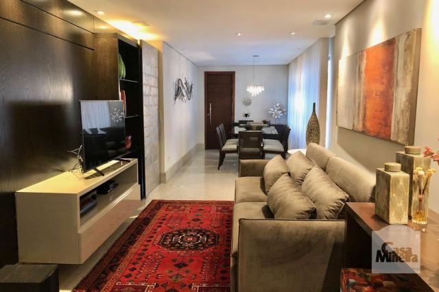 Apartamento à venda com 4 dormitórios em Gutierrez, Belo horizonte cod:258110