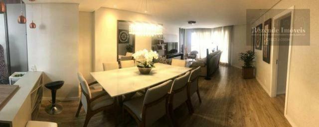 F-AP1507 Apartamento com 3 dormitórios à venda, 138 m² por R$ 899.000 - Centro - Foto 3