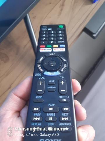TV Sony 50 polegadas smart 4k - Foto 4