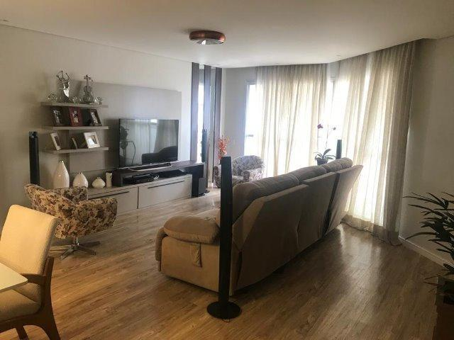 F-AP1507 Apartamento com 3 dormitórios à venda, 138 m² por R$ 899.000 - Centro - Foto 2