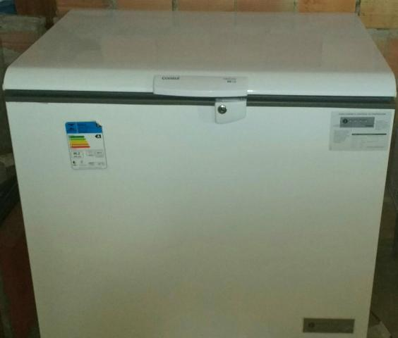 Freezer Consul 309L, NOVO, com nota fiscal e garantia