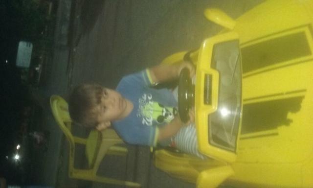 Camaro Elétrico de brinquedo