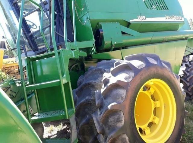 Excelente oportunidade de crédito para a compra da sua colheitadeira novo/usado!!! - Foto 3