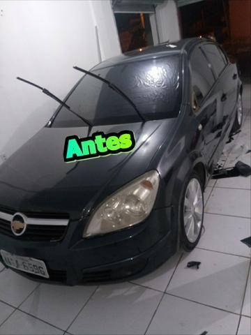 Fumê automotivo