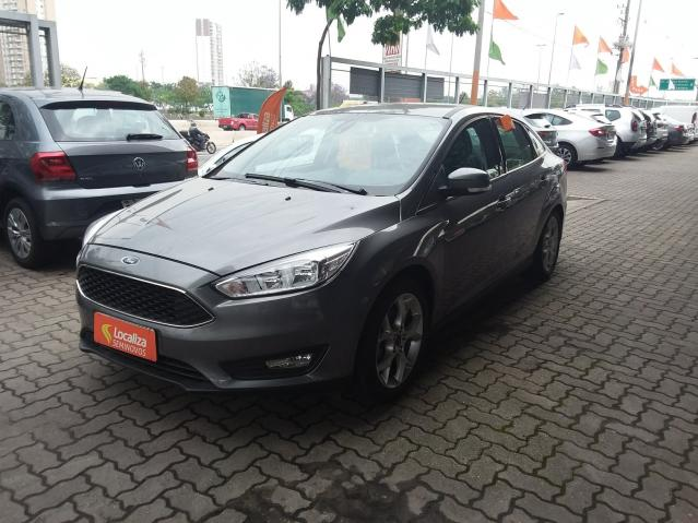 FORD FOCUS 2018/2019 2.0 SE FASTBACK 16V FLEX 4P POWERSHIFT - Foto 7