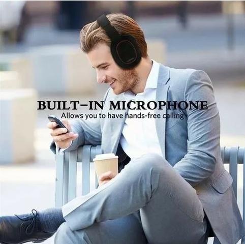 Fone de ouvido sem fio Bluetooth - Aceito Cartão - Foto 6