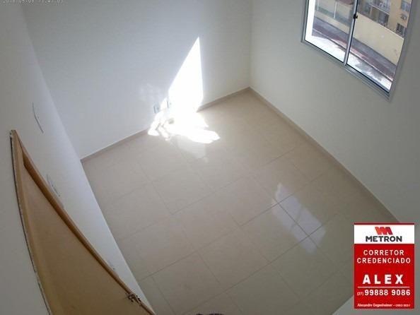 ALX - 26 - Mude para Morada de Laranjeiras - Apartamento de 2 Quartos com Varanda - Foto 12