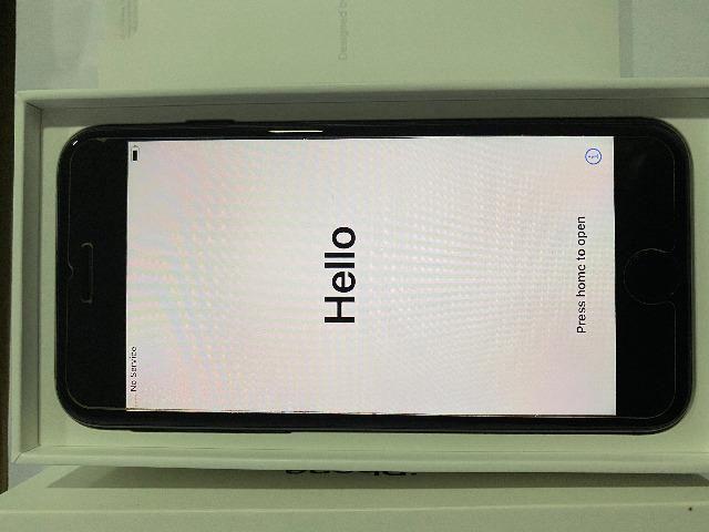 Iphone 7 desbloqueado 128gb Black Original. Saúde da bateria 79% - Foto 2