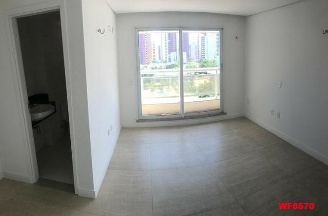 AP1559 Brisas Do Meireles, apartamento com 4 quartos, 4 vagas, lazer completo - Foto 3