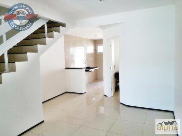 Casa Duplex Fino Acabamento- Região da Parangaba- Ultima Unidade- Pronta Pra Morar - Foto 2