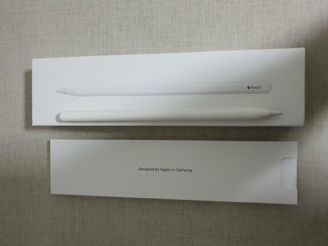 Apple pencil 2a geração