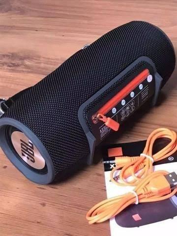 Caixa de som JBL Xtreme Mini - Nova - Frete Grátis - Garantia - Foto 5