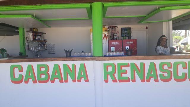 Cabana de praia restaurante - Foto 5