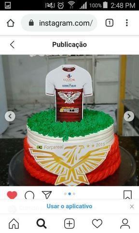 Confeitaria Cakesecia bolos para festa! - Foto 3