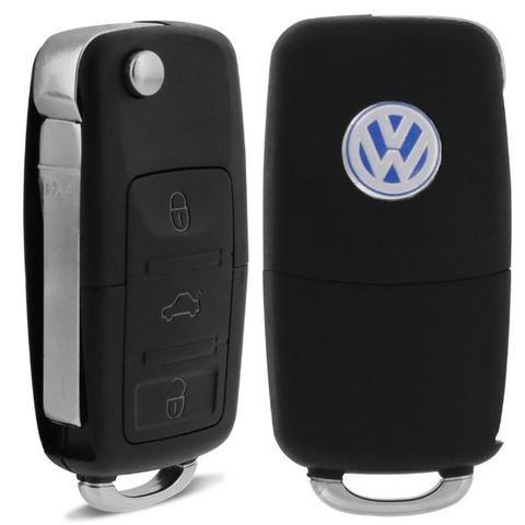 Chave Canivete Volkswagen (Carcaça)