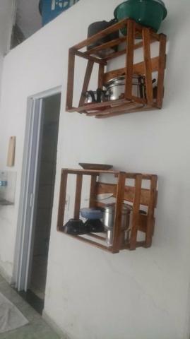 Caixotes De Madeiras Para Decoração - Foto 2