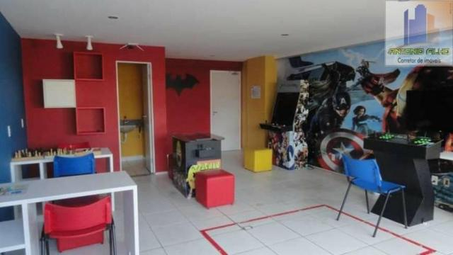 Excelente apartamento no condomínio San Gabriel em Messejana - Foto 16