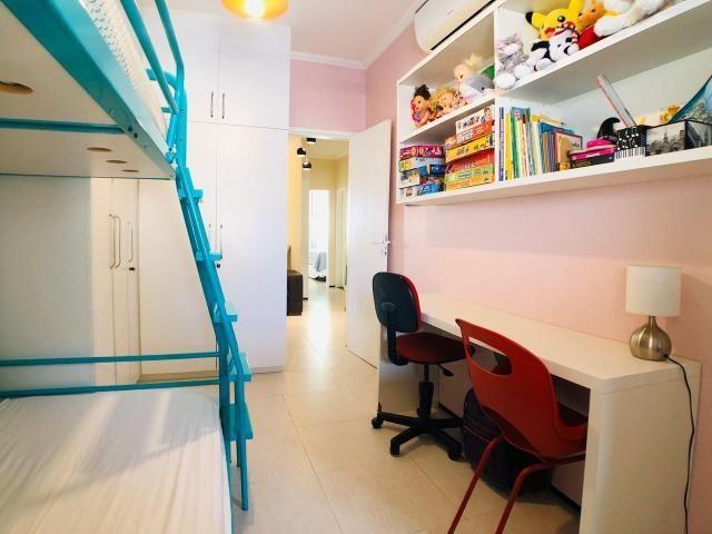 CA0923 - Casa plana com 3 suítes, dependência e lazer completo em condomínio fechado - Foto 13