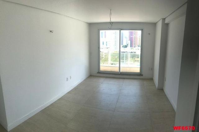 AP1559 Brisas Do Meireles, apartamento com 4 quartos, 4 vagas, lazer completo - Foto 2