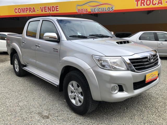 Toyota Hilux SRV 3.0 Diesel 2012-2013 - Foto 3