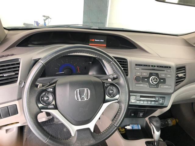 Civic 2013 LXL *EXTRA* automático completo de tudo - Foto 5