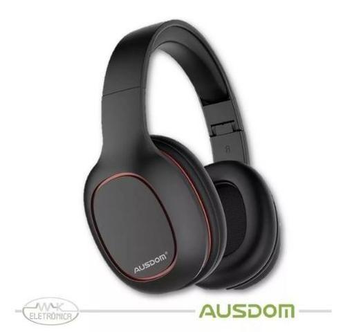 Fone de ouvido sem fio Bluetooth - Aceito Cartão