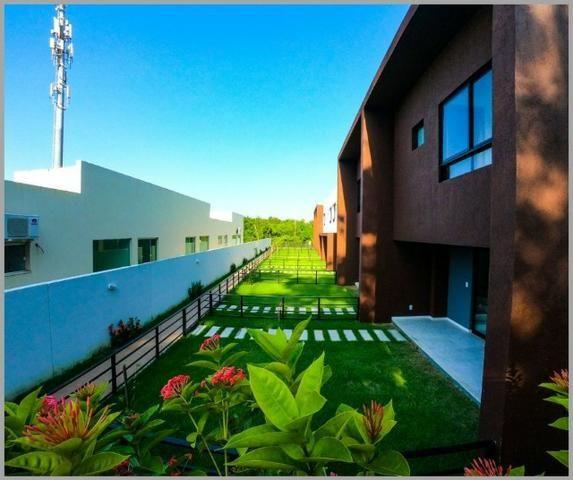 Bela Casa em condomínio 3 quartos com suíte em Patamares área total de 129m²/ two - Foto 8