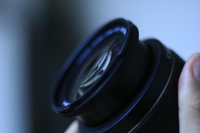 Lente 18-55mm f/3.5-5.6 Canon - Foto 4