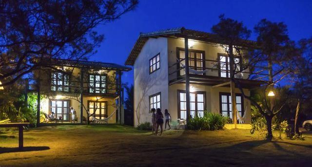 Casa na paradisiaca Praia do Espelho-Trancoso, 3 suites+1 quarto - Foto 2