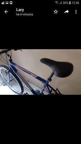 Vendo bicicleta Azul - Foto 5
