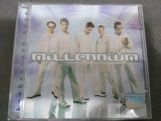 CD do Backstreet Boys