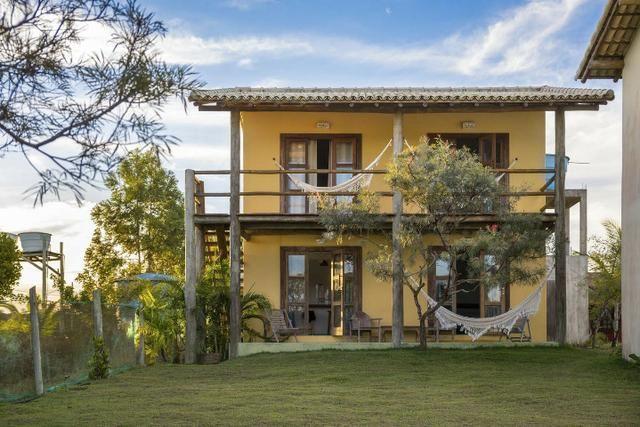 Casa na paradisiaca Praia do Espelho-Trancoso, 3 suites+1 quarto - Foto 3
