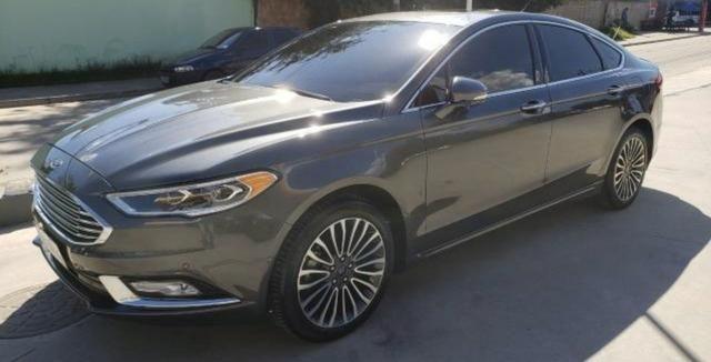 Vendo ford fusion 2018 awd titanium - Foto 2