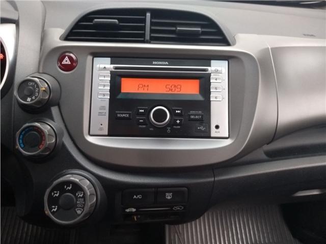 Honda Fit 1.4 lx 16v flex 4p automático - Foto 15