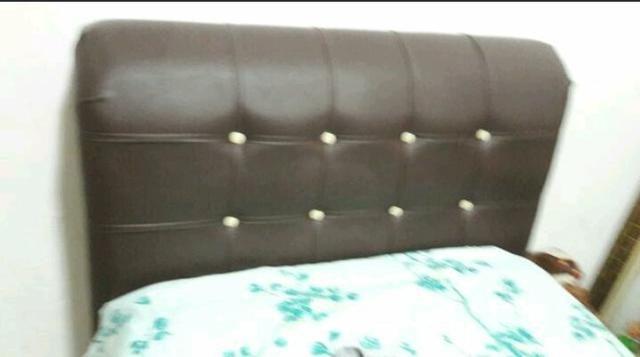 Cabeceira de solteiro para cama box - Foto 3