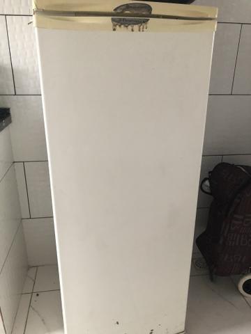 Vendo máquina de lavar e geladeira - Foto 2